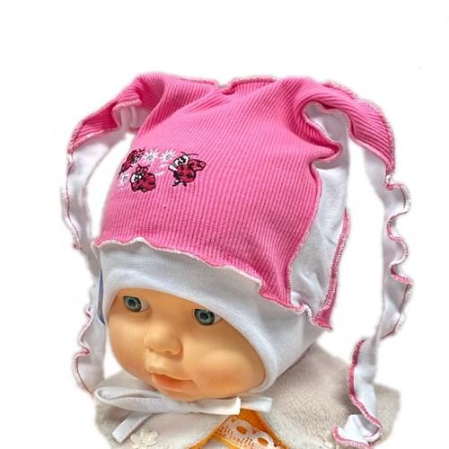 Nikol шапка одинарный трикотаж (р.44-46) - фото 31033