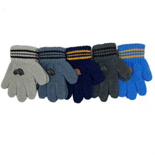 Теплыши перчатки TG-508 одинарная вязка (размер 12,5) - фото 31338