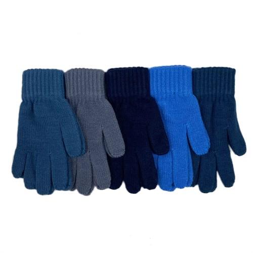 Теплыши перчатки TG-090 одинарная вязка (размер 15) - фото 31340