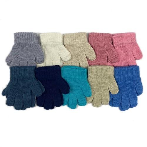 Теплыши перчатки TG-156 одинарная вязка (размер 12) - фото 31359