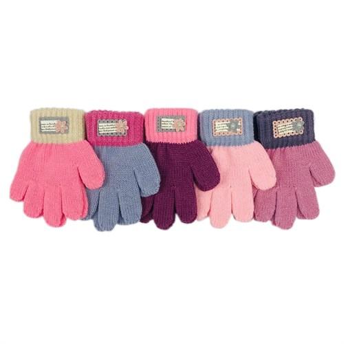 Теплыши перчатки TG-170 одинарная вязка (размер 13) - фото 31360