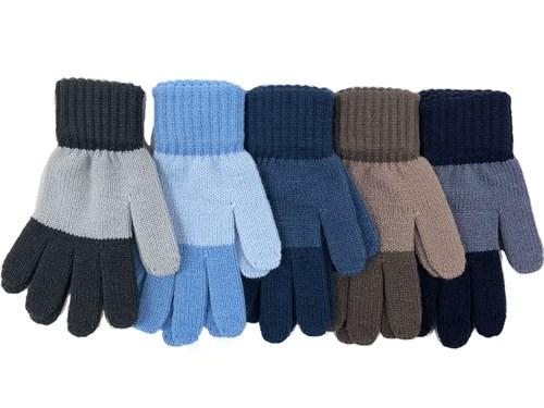 Теплыши перчатки TG-012 одинарная вязка (размер 14) - фото 31368