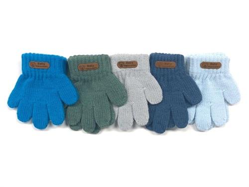 Теплыши перчатки TG-060 одинарная вязка (размер 12) - фото 31370