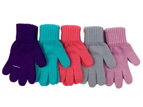 Теплыши перчатки TG-105 одинарная вязка (размер 13) - фото 31372