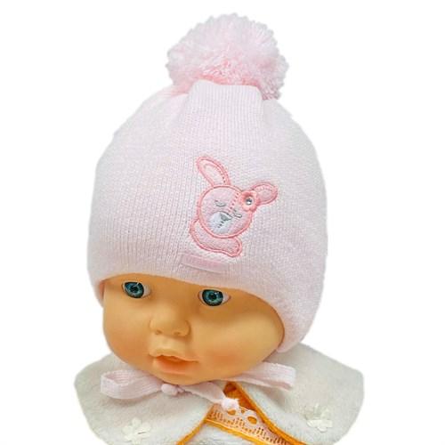 GRANS мод. A 1023 ST шапка с утеплителем, подклад хлопок (р.38-40) - фото 31544