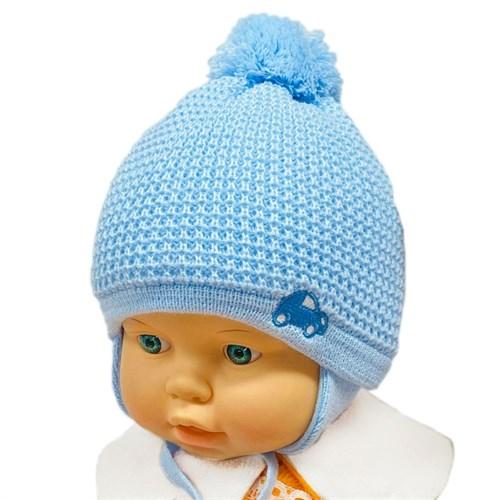 GRANS шапка A 978 ST с утеплителем, подклад хлопок (р.36-38) - фото 31547