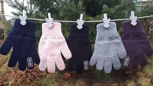 margot перчатки BOOM REFLEX одинарная вязка (размер 15) - фото 31574