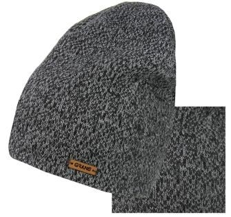 GRANS комплект K 538 ACR шапка вязаная, подклад хлопок + снуд (р.52-54) - фото 31835