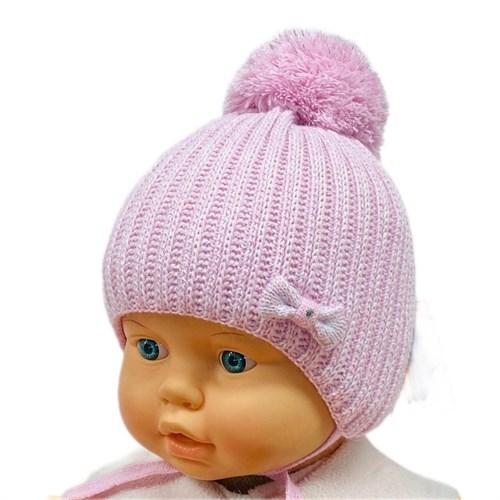 GRANS мод. A 926 ST шапка с утеплителем, подклад хлопок (р.38-40) - фото 31885