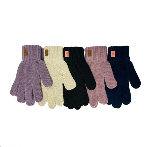 Теплыши перчатки TG-438 одинарная вязка (размер 16) - фото 32659