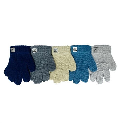 Теплыши перчатки TG-511 одинарная вязка (размер 12) - фото 32660