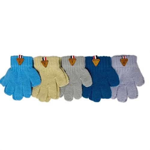 Теплыши перчатки TG-088 одинарная вязка (размер 12) - фото 32664