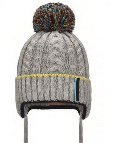 Barbaras модель AN 123/ML шапка с утеплителем, подклад хлопок (р.48-50) - фото 32708