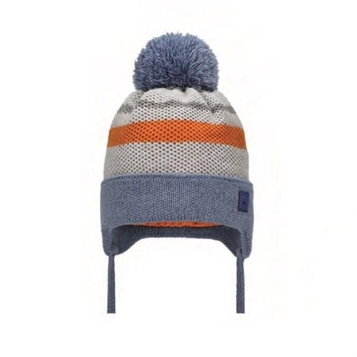 Barbaras модель AN 125/ML шапка с утеплителем, подклад хлопок (р.48-50) - фото 32821