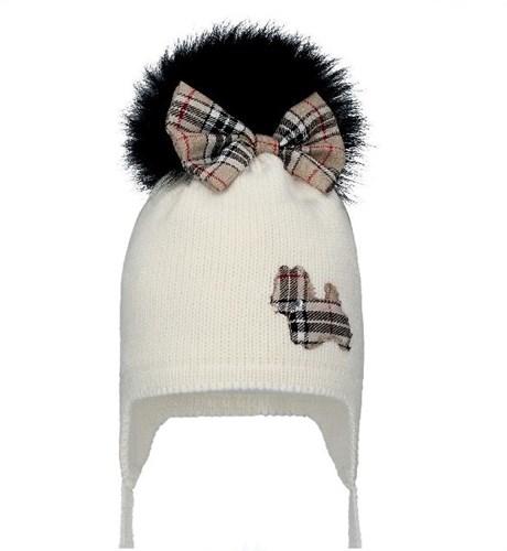 Barbaras модель WN 18/FL шапка с утеплителем, подклад хлопок (р.50-52) искусственный мех - фото 32826