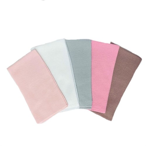 AGBO шарф для девочки, однотонный - фото 33058