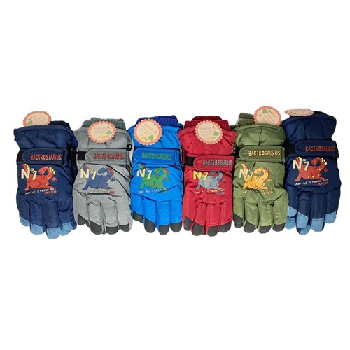 перчатки для мальчика (4-6 лет) - фото 33113