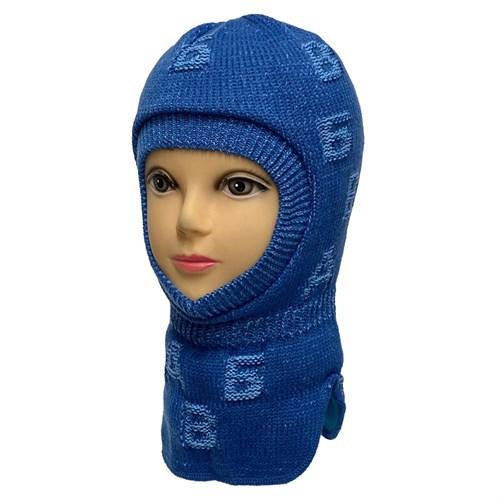 ПриКиндер шлем MH2-1335 с утеплителем, подклад хлопок (р.46-48) - фото 33332