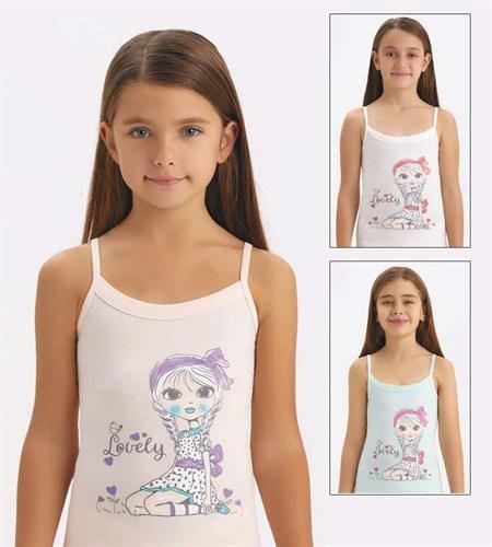 Майка для девочкиBaykar 4980 - фото 33412