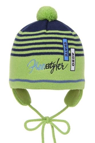 AGBO шапка 3185 Daro вязаная, подклад хлопок (р.52-54) - фото 33626
