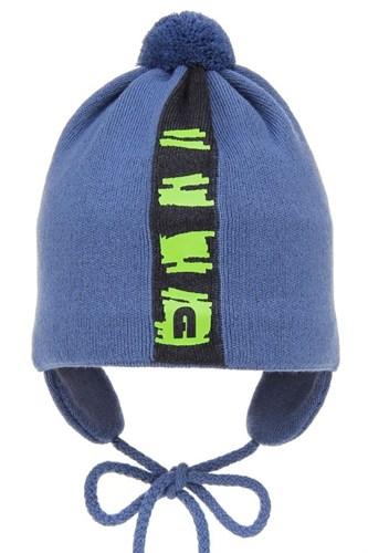 AGBO шапка 3216 Saper вязаная, подклад хлопок (р.50-52) - фото 33627