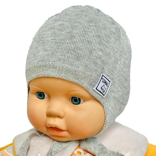 Barbaras шапка NB 305/C вязка на х/б. подкладе (р.36-38) - фото 33714
