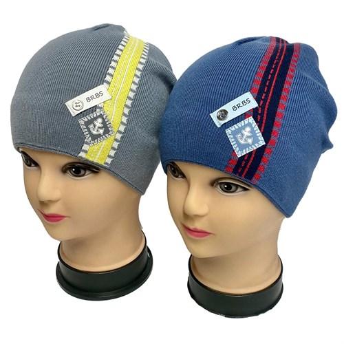 Barbaras модель BM 489/0 шапка одинарная вязка (р.50-52) - фото 33743