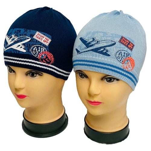 Barbaras модель F 50/0 шапка одинарная вязка (р.50-54) 027 - фото 33745