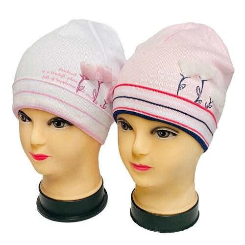 Barbaras модель BM 190/0 шапка одинарная вязка  (р.50-52) - фото 33747