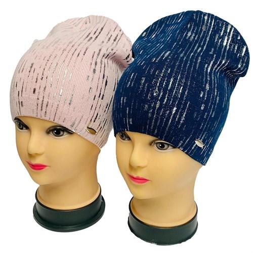Barbaras модель BU 245/0 шапка одинарная вязка (р.50-52) - фото 33754