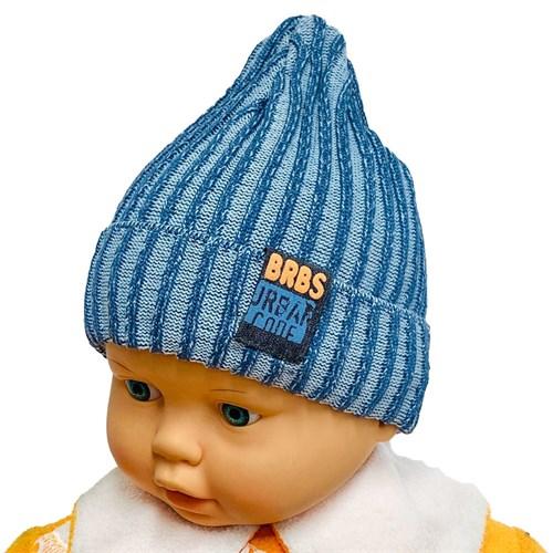 Barbaras модель F 67/0 шапка одинарная вязка (р.48-52) - фото 33760