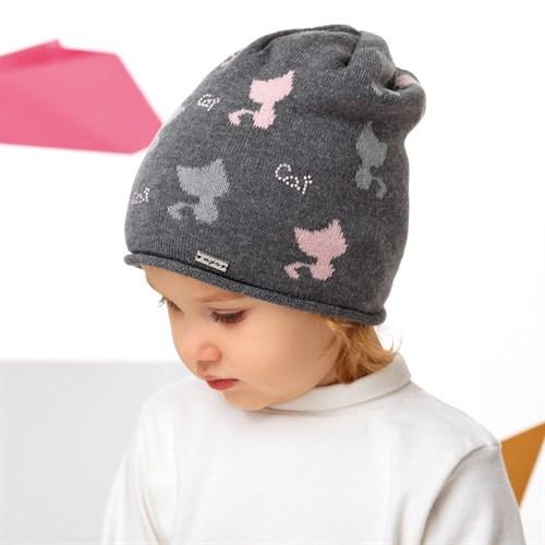 .AJS шапка 42-047 одинарная вязка (р.50-52) - фото 34017