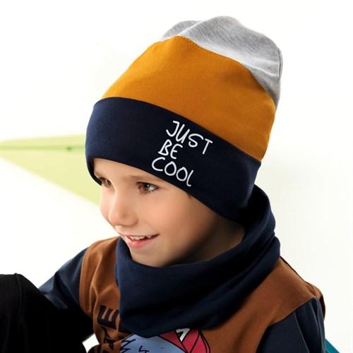 .AJS шапка 42-212 M одинарный трикотаж (р.48-50, 52-54) - фото 34037