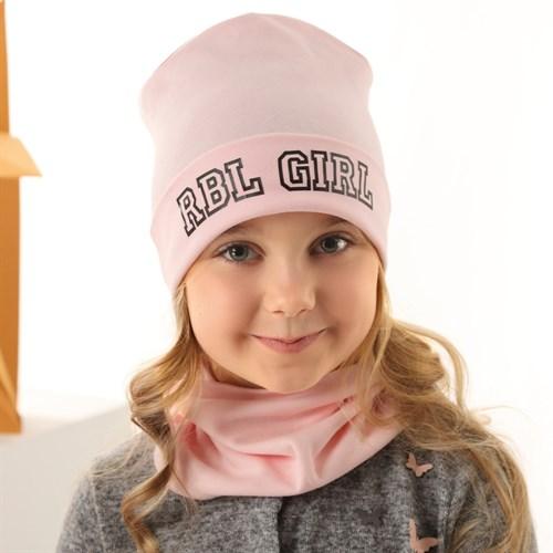 .AJS шапка 42-115 одинарный трикотаж (р.48-50,52-54) - фото 34065