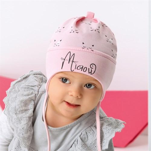 .AJS шапка 42-003 одинарный трикотаж (р.40-42, 44-46) - фото 34078