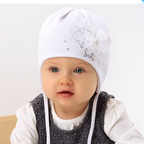 .AJS шапка 42-001 двойной трикотаж (р.36-38, 40-42, 44-46) - фото 34086