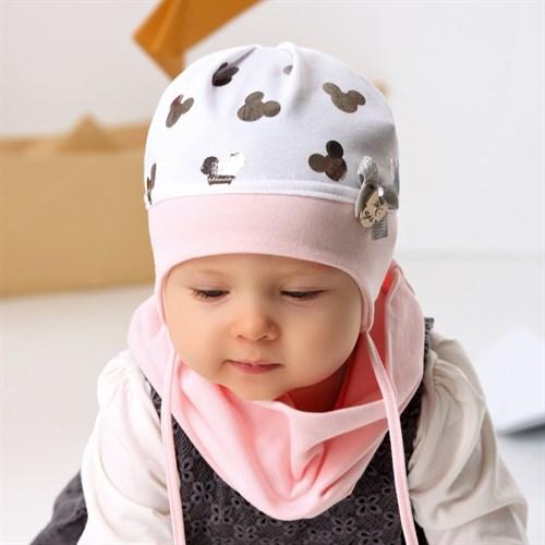 .AJS шапка 42-004 одинарный трикотаж (р.40-42, 44-46) - фото 34115