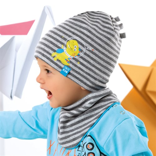 .AJS шапка 42-067 одинарный трикотаж (р.44-46, 48-50) - фото 34127
