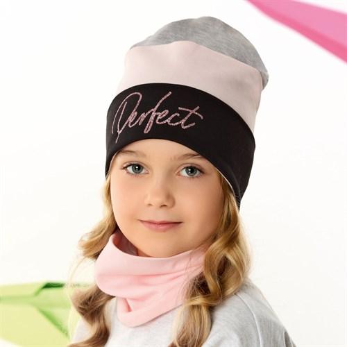.AJS шапка 42-124 одинарный трикотаж (р.48-50, 52-54, 54-56) - фото 34330