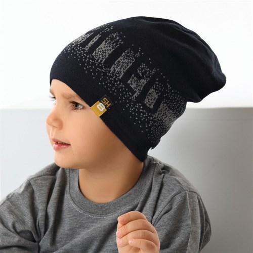 .AJS шапка 42-213 одинарная вязка (р.54-56) - фото 34346