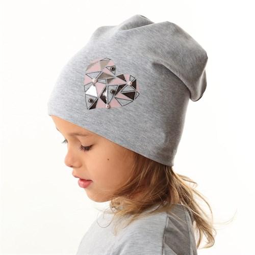 .AJS шапка 42-151 одинарный трикотаж (р.48-50, 52-54) - фото 34415