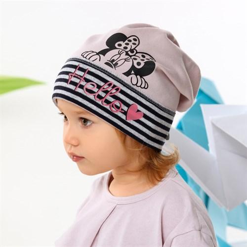 .AJS шапка 42-045 одинарный трикотаж (р.44-46, 48-50, 52-54) - фото 34427