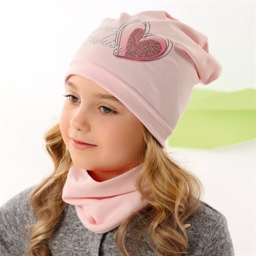 .AJS шапка 42-150 одинарный трикотаж (р.48-50, 52-54) - фото 34439
