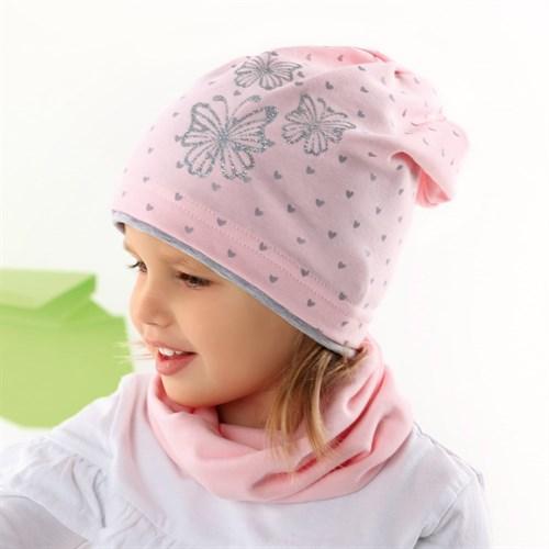 .AJS шапка 42-074 одинарный трикотаж (р.48-50, 52-54) - фото 34441