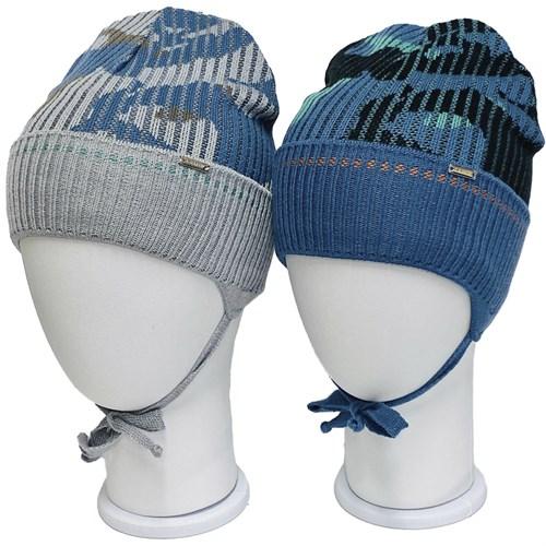 LAMIR шапка Mайкл вязаная, подклад хлопок (р.50-52) - фото 34773