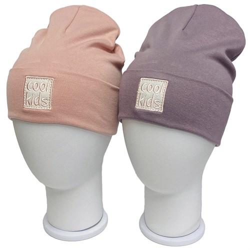 Sirius шапка Cool Kids N 75 двойной трикотаж (р.52-54) - фото 34809