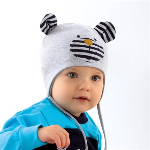 .AJS шапка 42-094 двойной трикотаж (р. 44-46, 48-50, 52-54) - фото 34853