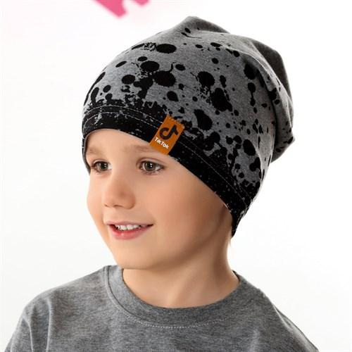 .AJS шапка 42-180 одинарный трикотаж (р.48-50, 52-54) - фото 34871