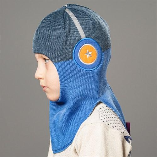 Milli шлем модель Наушники, на хлопке (на 1год) демисезонный - фото 34973