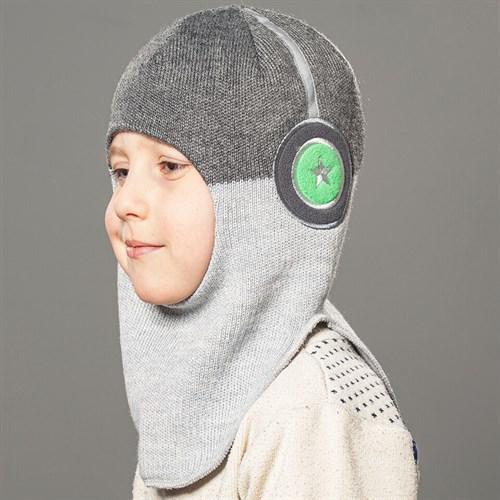 Milli шлем модель Наушники, на хлопке (на 2 года) демисезонный - фото 34991